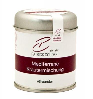 Mediterrane Kräutermischung