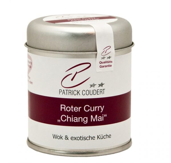 """Roter Curry """"Chiang Mai"""""""